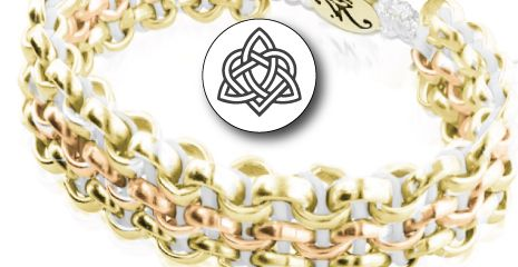 KISMET LINKS CHAIN BRACELETS