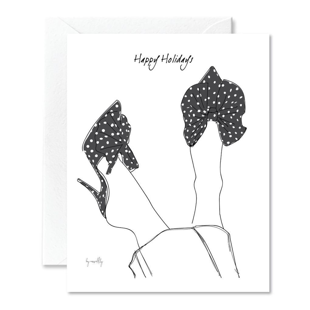 NOGU x Nessa Lilly Holiday Card 5