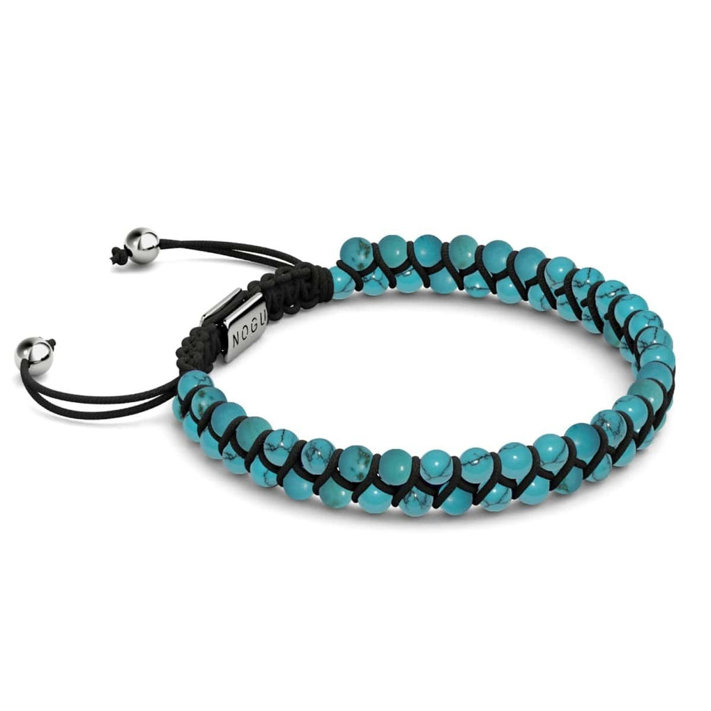 Turquoise | .925 Sterling Silver | Vitality Bracelet