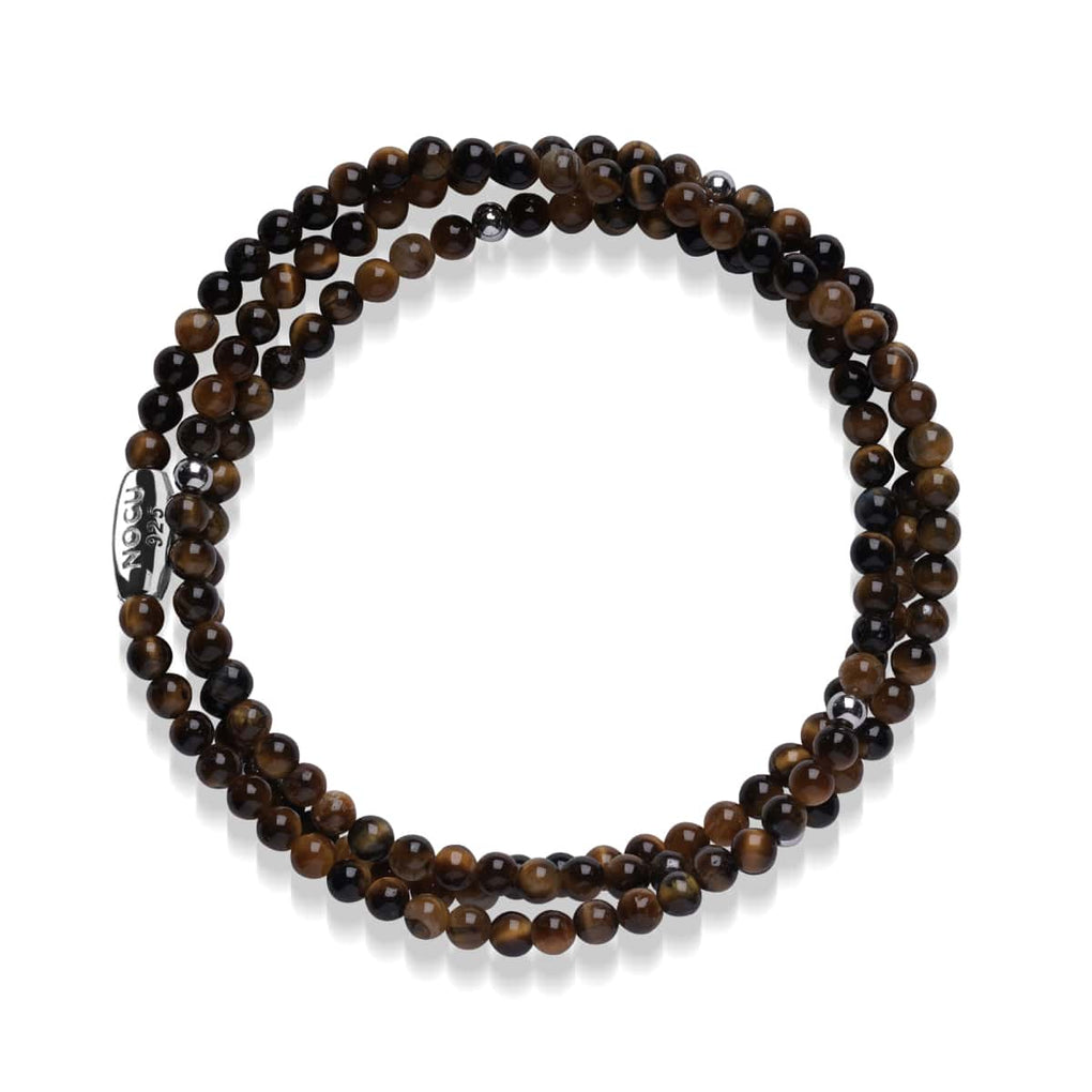 Tigers Eye | .925 Sterling Silver | Gemstone Wrap