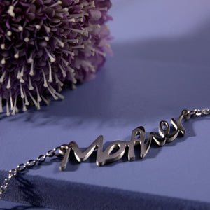 Mother | Silver | Necklace