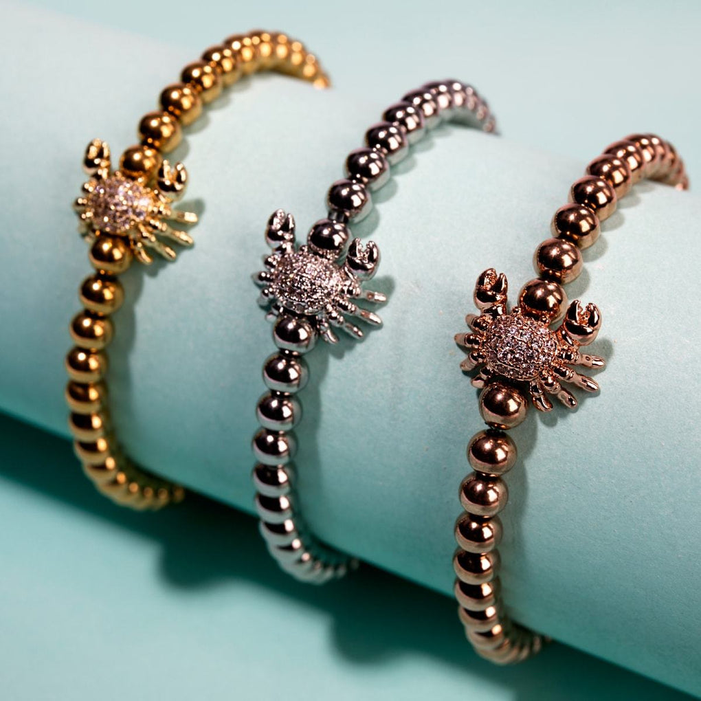 Tropic of Cancer | 18k Gold | Crystal Sea Crab
