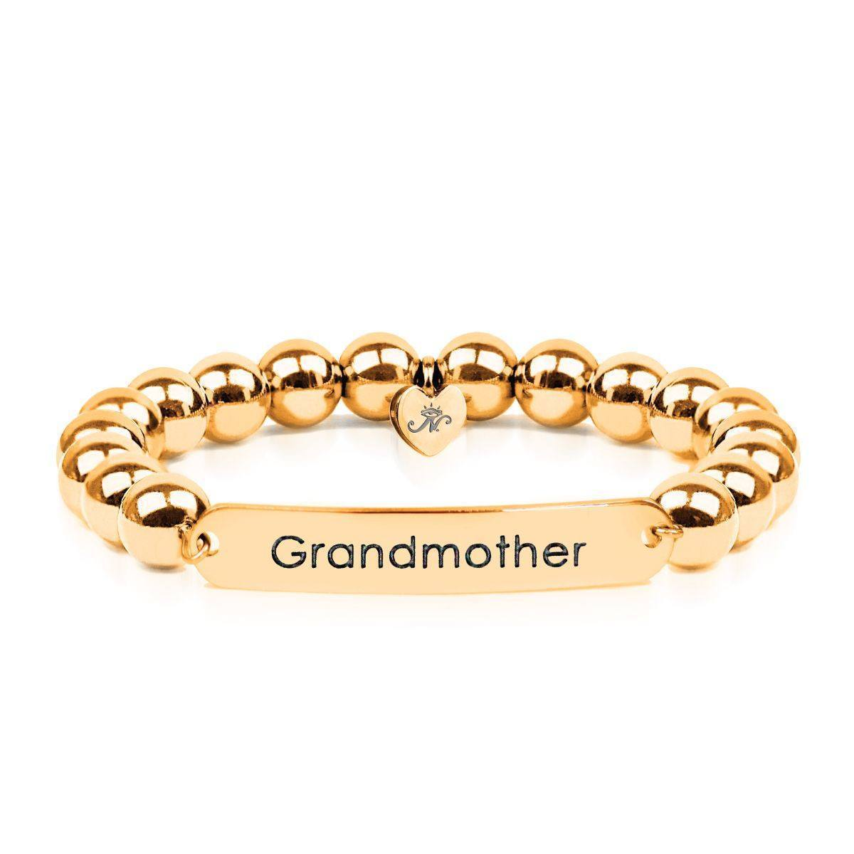 18k Gold | Grandmother | Kindred Spirits Beaded Bracelet