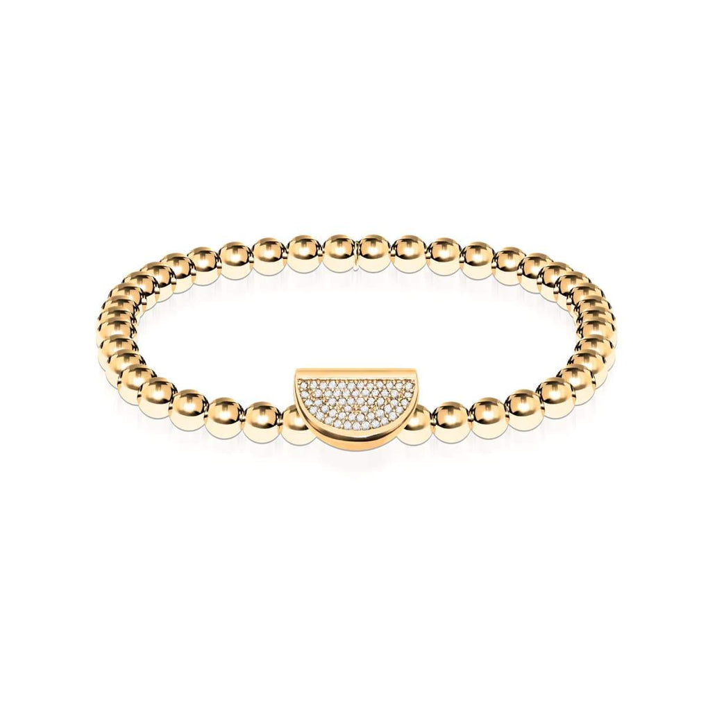 Juicy | 18k Gold | Crystal Melon