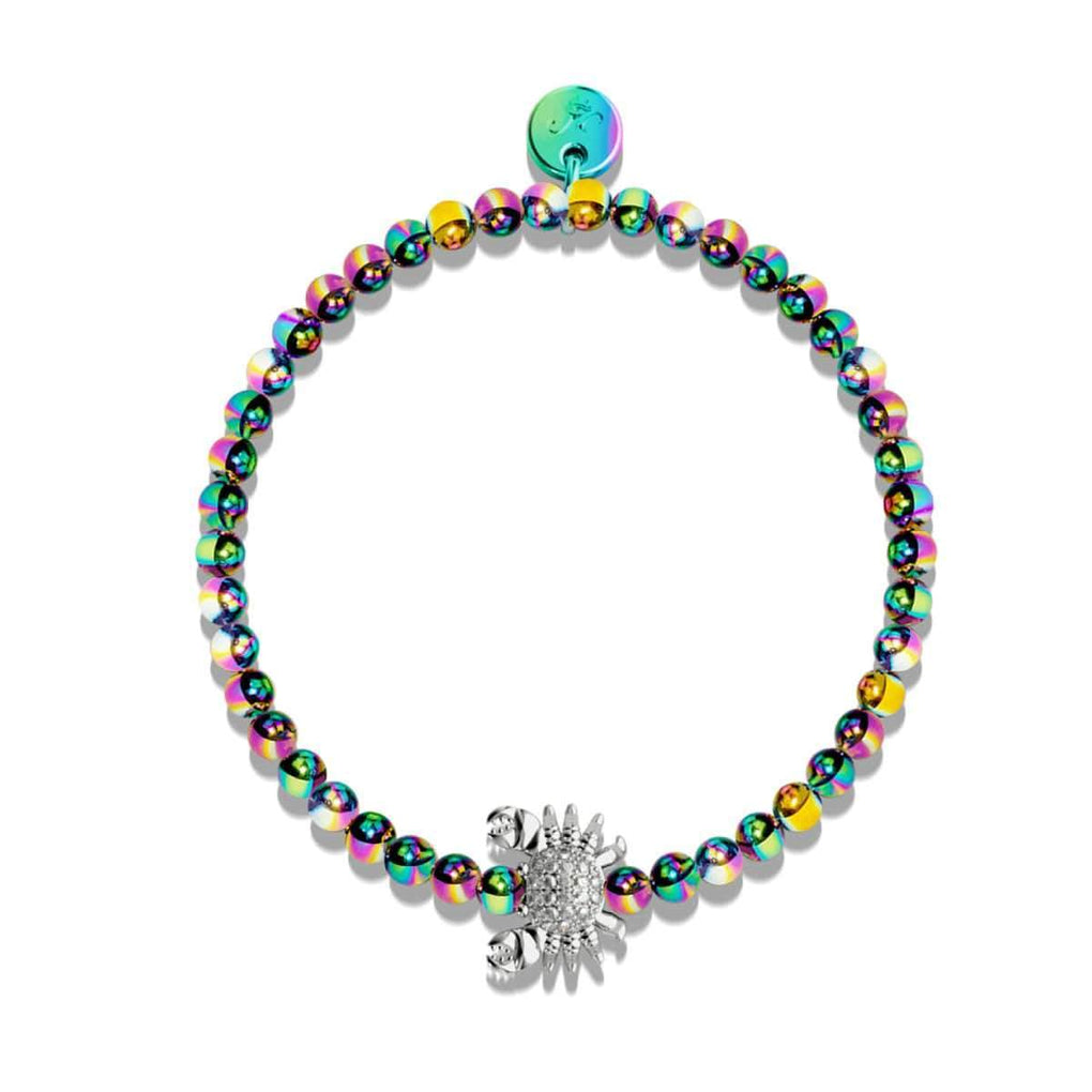 Tropic of Cancer | Unicorn Silver | Crystal Sea Crab
