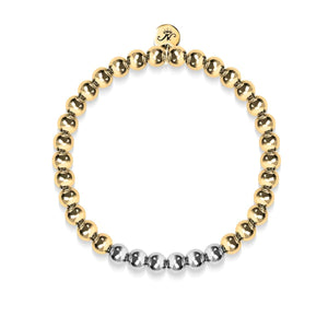 Glowing | 18k Gold | Silver | Expression Bracelet