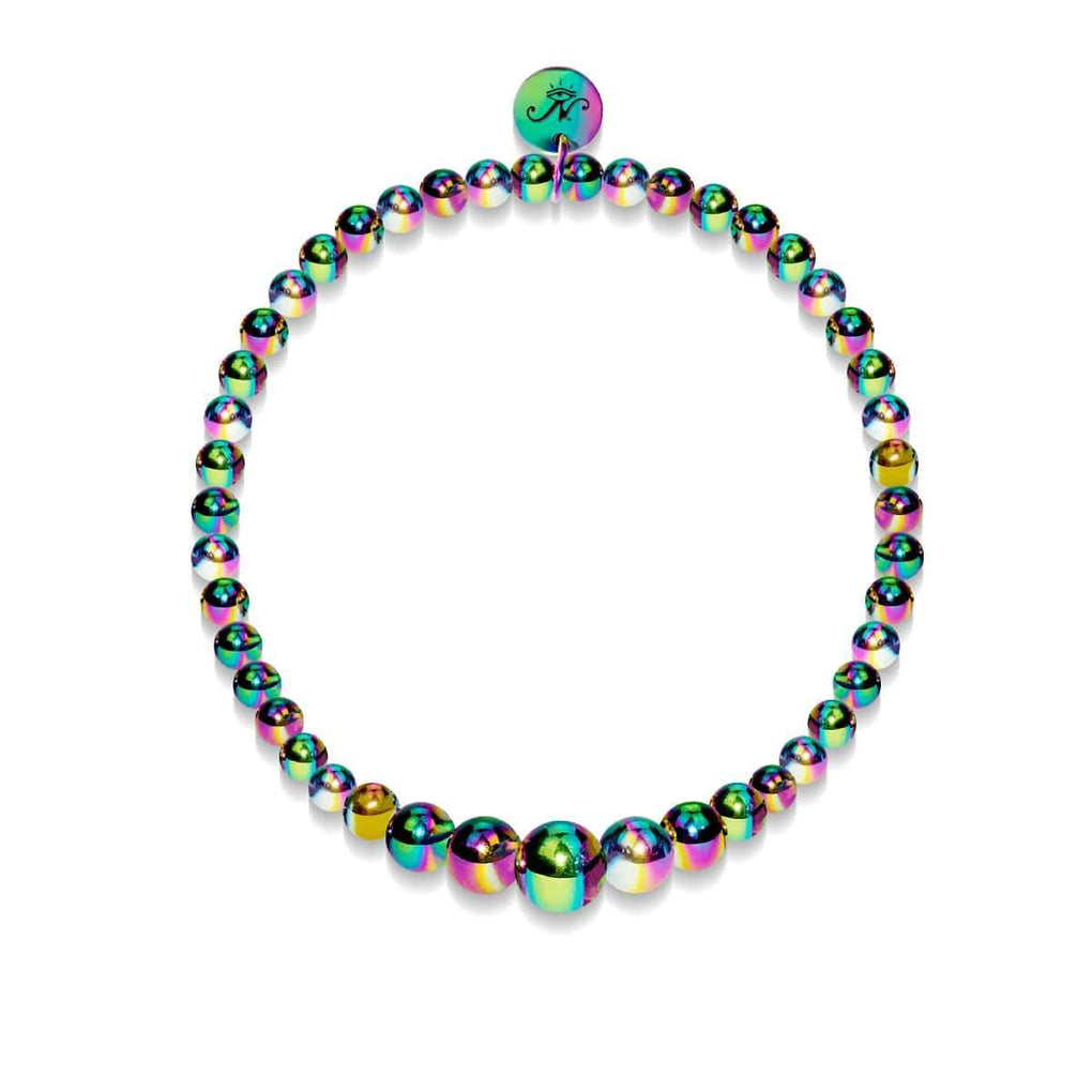 Enchanting | Unicorn Steel Cascade | Expression Bracelet