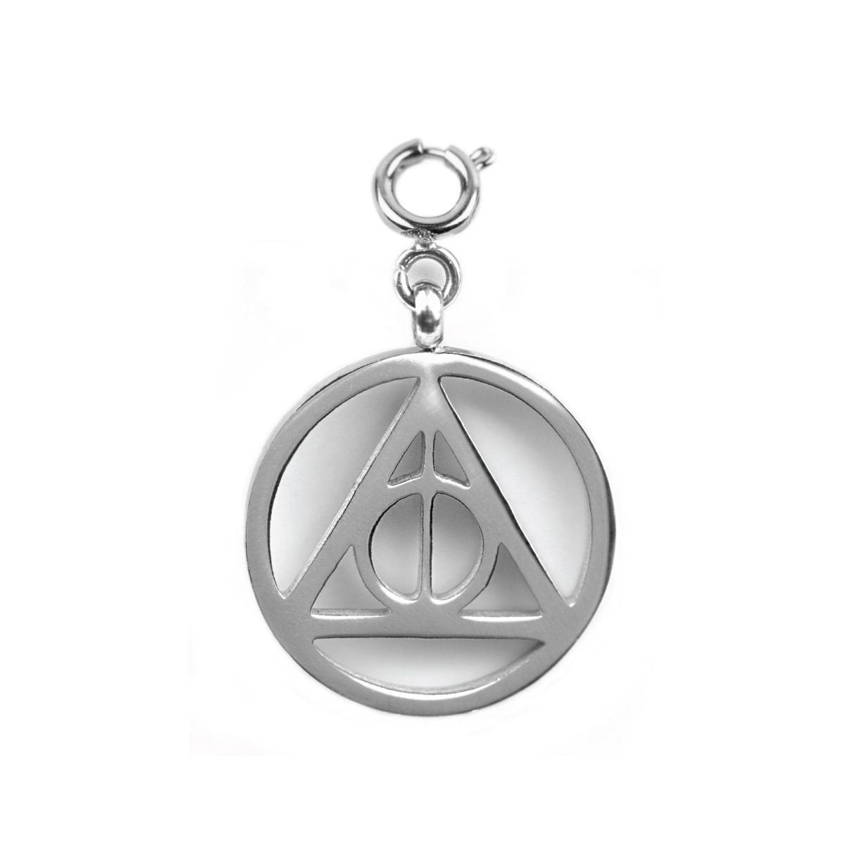 Harry Potter - Silver Bracelet Charm Tag