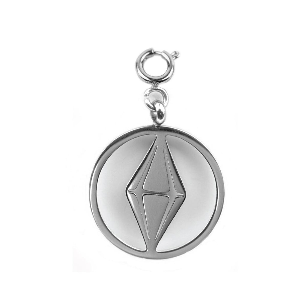The Sims - Silver Bracelet Charm Tag