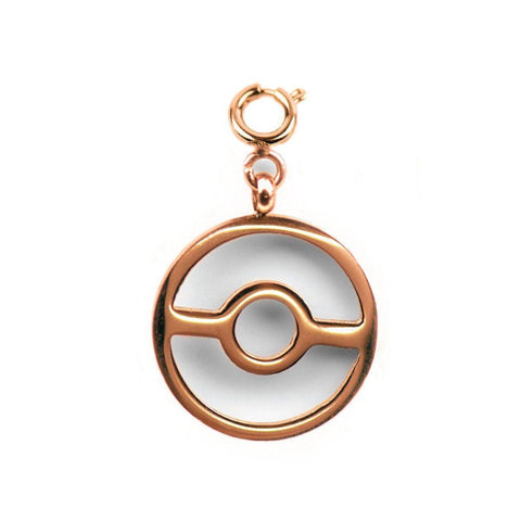 Pokemon - Rose Gold Bracelet Charm Tag