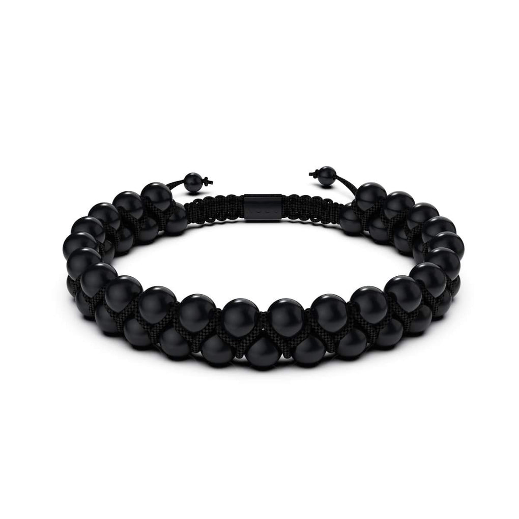 Men's | Gunmetal | Black | Vitality Bracelet