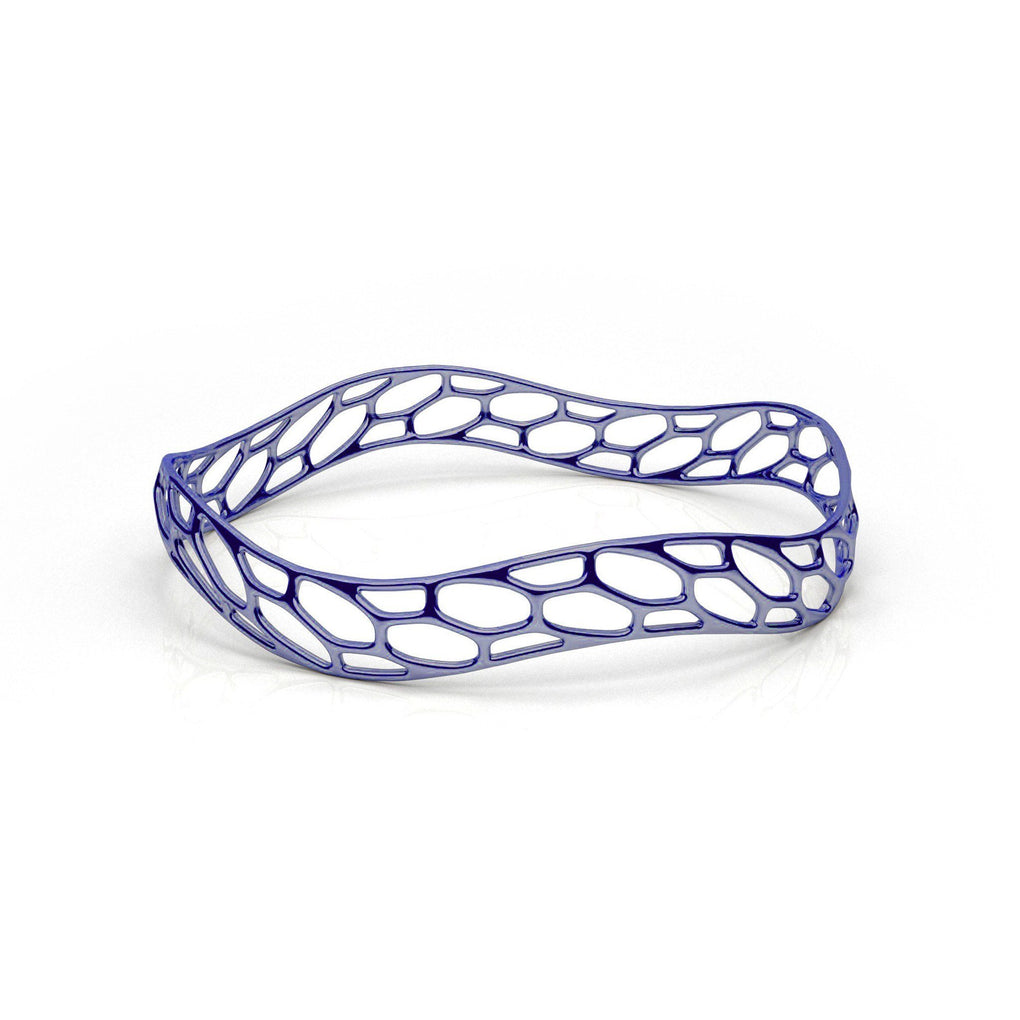 Wavemaker | Blue Enamel | Confidence
