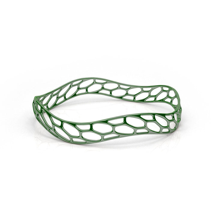 Wavemaker | Green Enamel |  Health
