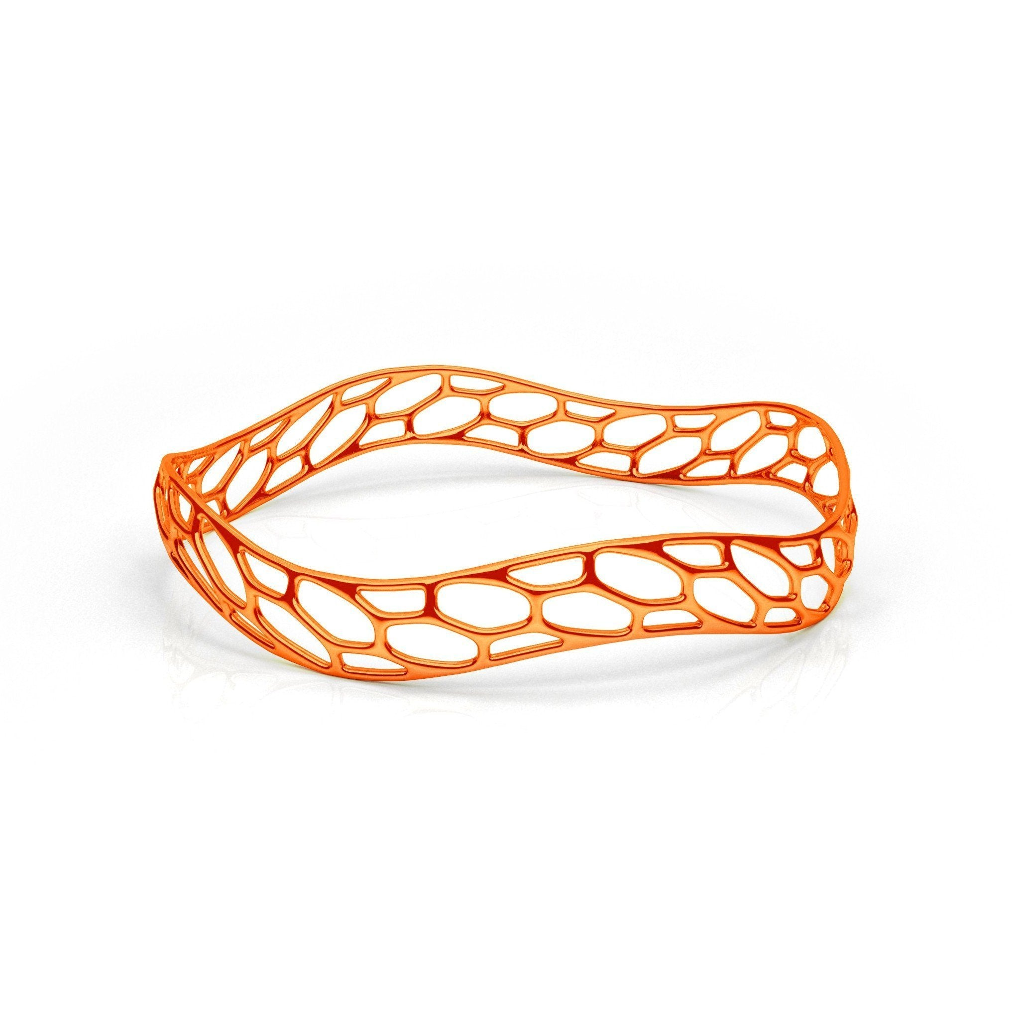 Wavemaker | Orange Enamel | Creativity