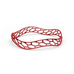 Wavemaker | Red Enamel | Passion