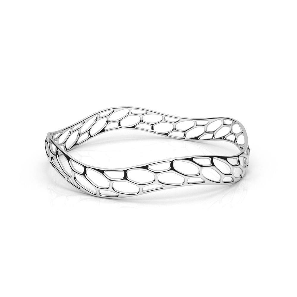 Wavemaker | Rhodium | Calm