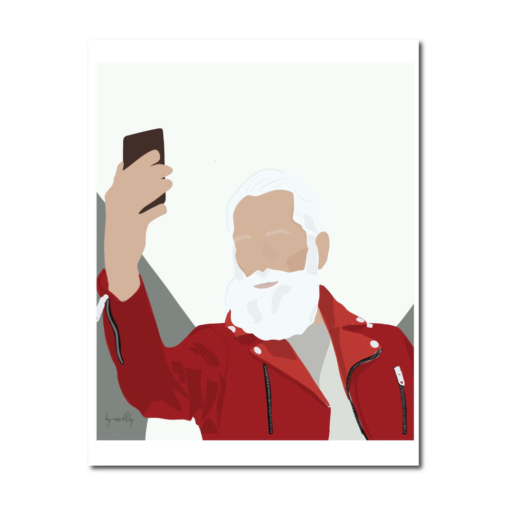 NOGU x Fashion Santa Holiday Card 5