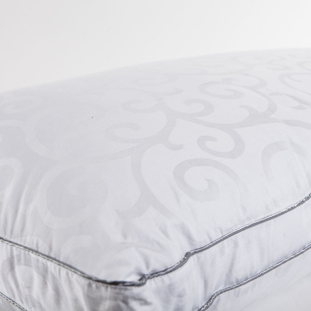 Cloud 9 80 20 Feather Down Pillow Downlinens