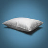 Perfect White Goose Down Pillow - 50/50 Fill - Medium Plush Support