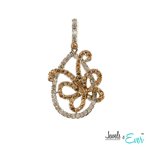Jewels 4 Ever Women's CZ Fashion Jewelry Pendant