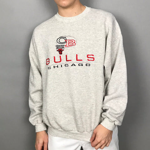 Men's Casual Letter Print Crew Neck Sweatshirt
