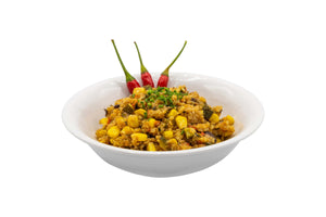 This delightful vegetarian chili with just the perfect level of spiciness is packed with the succulent flavors of fresh garden vegetables combined with delicious quinoa.  Kidney beans and sweet corn enhance this Mexican inspired recipe while delivering a high mineral content that your body needs.