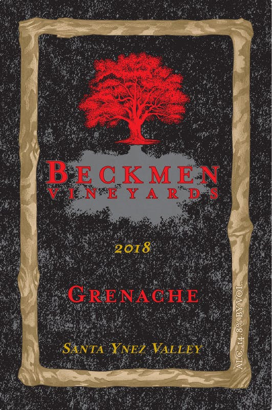 Beckmen Vineyards 2018 SYV Grenache