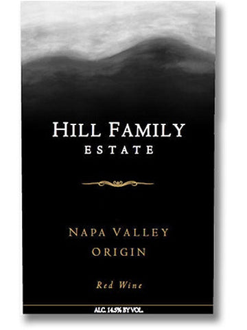 Hill Family Estate Origin 2015