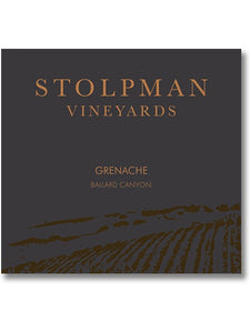 Stolpman Vineyards 2019 Grenache