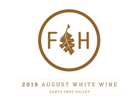 Folded Hills August White Wine 2019
