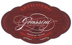 Grassini Family Vineyards 2017 Articondo