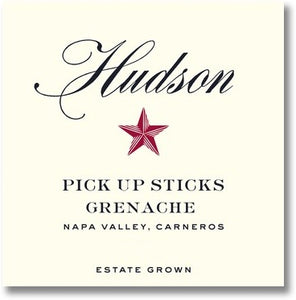 Hudson Ranch 2018 Pick Up Sticks Grenache