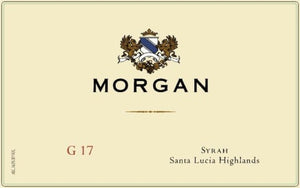 Morgan 2017 G17 Syrah