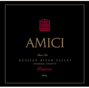 Amici 2016 Reserve Pinot Noir