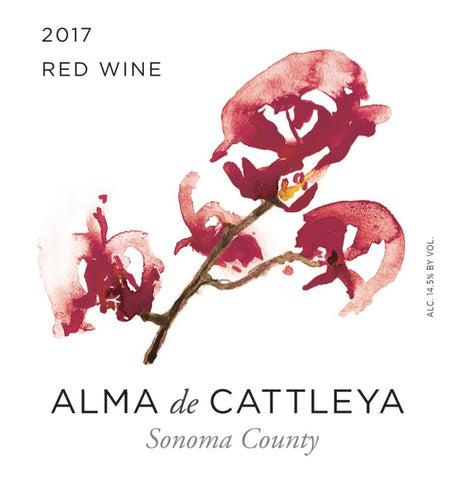 Alma de Cattleya Red Wine 2017