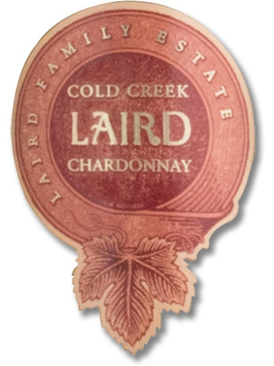 Laird Family 2017 Cold Creek Chardonnay