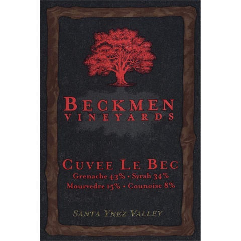 Beckmen Vineyards 2019 Cuvée le Bec