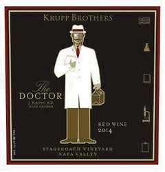 Krupp Bros. 2014 The Doctor