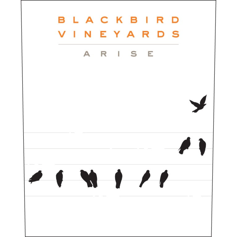 Blackbird Vineyards 2016 Arise