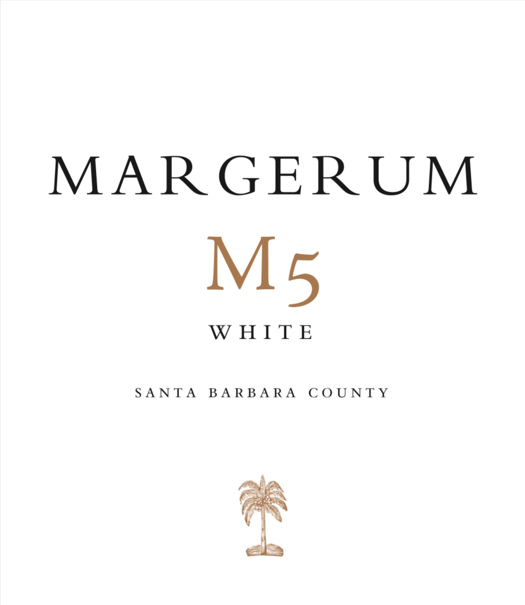 Margerum 2018 M5 White