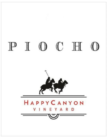 Happy Canyon Vineyard 2015 Piocho