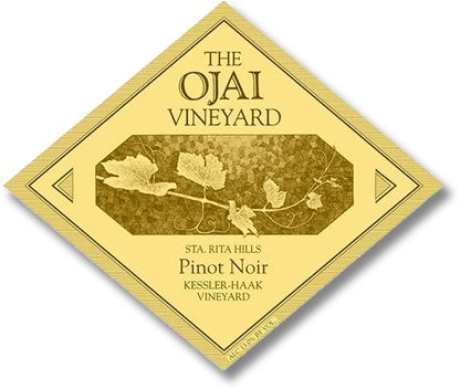The Ojai Vineyard 2018 Kessler-Haak Pinot Noir