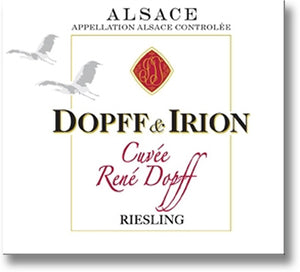 Dopff & Irion 2017 Cuvée Rene Riesling
