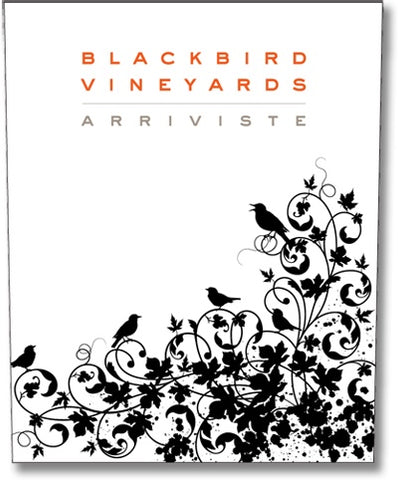 Blackbird Vineyards Arriviste Rosé 2019