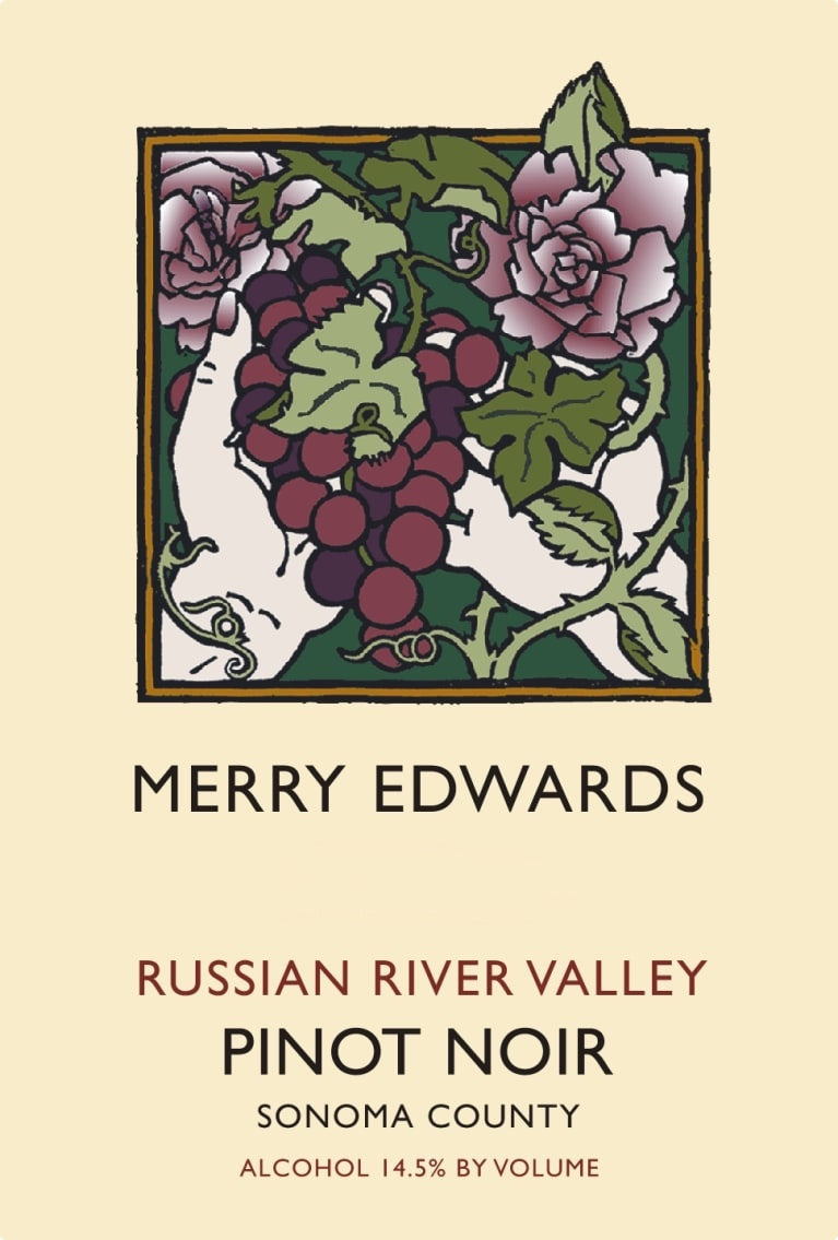 Merry Edwards Russian River Pinot Noir 2018