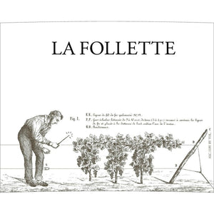 La Follette Black Road Vineyard Pinot Noir 2017