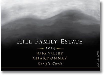 Hill Family 2015 Carly's Cuvee Chardonnay