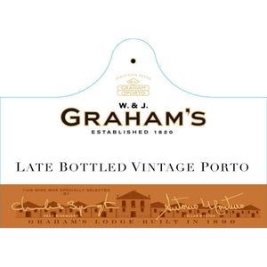 Graham's 2014 Late Bottled Vintage Port