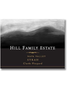 Hill Family 2016 Syrah