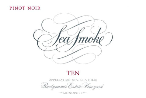 Sea Smoke 2017 Ten Pinot Noir